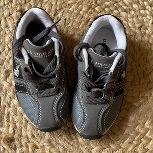 New U.S. Polo shoes size 6 toddler